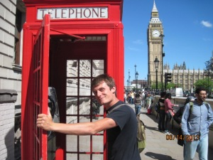 Obligatory Telephone Booth Photo
